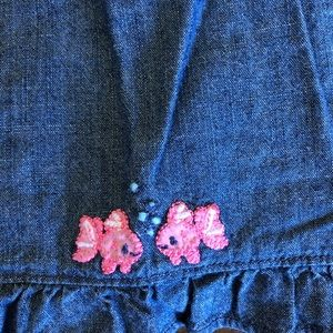 Gymboree Dresses - Gymboree dress 12-18 months chambray